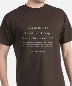 Design Rule Long T-Shirt
