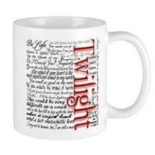Movie Twilight Quotes Gifts Small Mugs