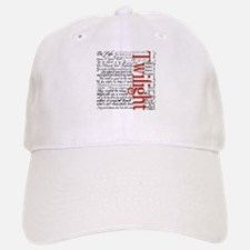 Movie Twilight Quotes Gifts Baseball Baseball Cap