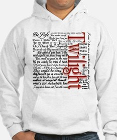 Movie Twilight Quotes Gifts Hoodie