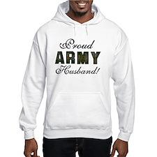Proud Army Husband Hoodie
