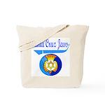 Santa Cruz Jews Tote Bag