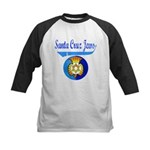 Santa Cruz Jews Kids Baseball Jersey