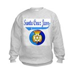 Santa Cruz Jews Kids Sweatshirt