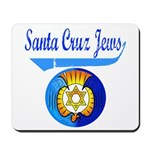 Santa Cruz Jews Mousepad