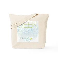 Seek & Find Tote Bag