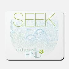 Seek & Find Mousepad