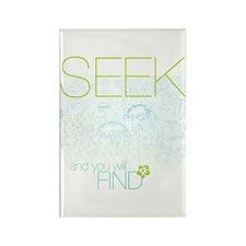 Seek & Find Rectangle Magnet