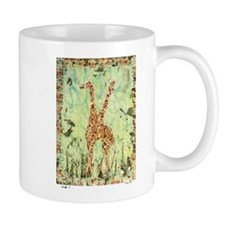 Giraffe 1. Custom Small Mug