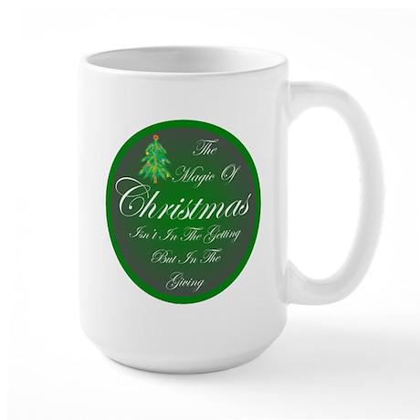 Magic Christmas Large Mug