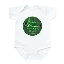 Magic Christmas Infant Bodysuit