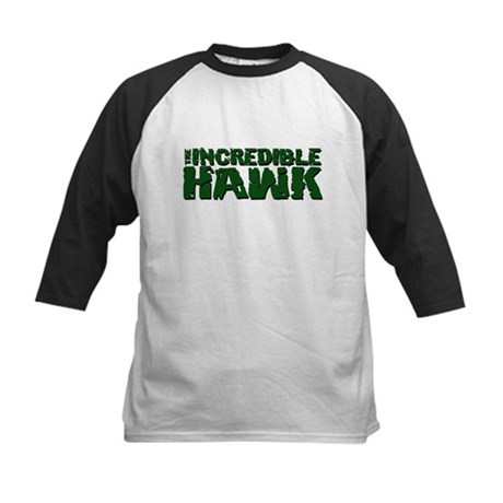 Incredible Hawk Kids Baseball Jersey