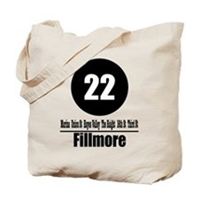 22 Fillmore (Classic) Tote Bag
