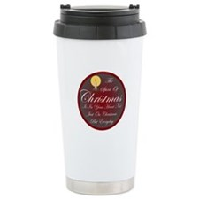 Spirit Of Christmas Travel Mug
