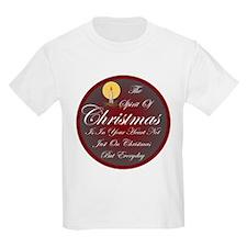Spirit Of Christmas T-Shirt