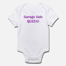 Cool For the yard Infant Bodysuit