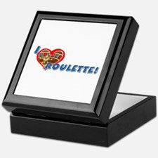 Roulette Keepsake Box