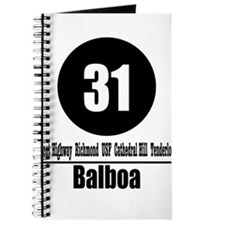 31 Balboa (Classic) Journal