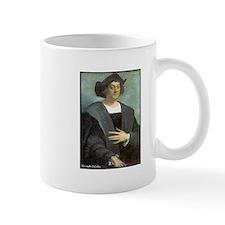 "Faces ""Columbus"" Mug"