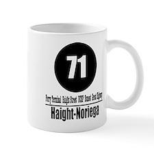 71 Haight-Noriega (Classic) Mug