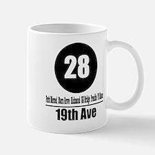 28 19th Ave (Classic) Mug