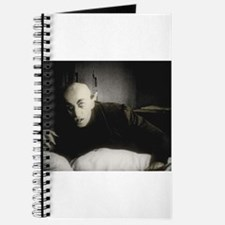 Cute Halloween vampire Journal