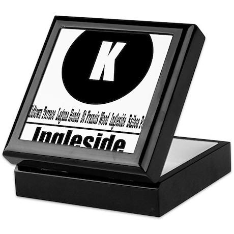 K Ingleside (Classic) Keepsake Box