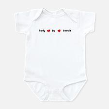 BODY BY BOOBIE Infant Bodysuit