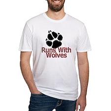 Runs With Wolves Shirt