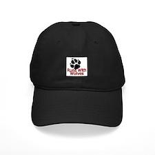 Runs With Wolves Baseball Hat