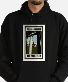 Palace of Fine Art Hoodie (dark)