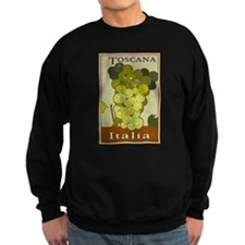 Wines of Tuscany, Italy Sweater