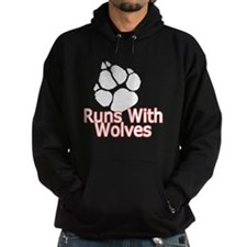 Runs With Wolves Hoodie