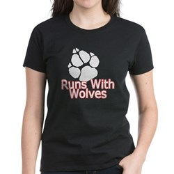 Runs With Wolves Tee