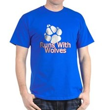 Runs With Wolves T-Shirt