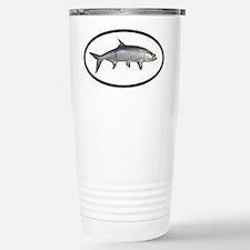 Tarpon Fishing Travel Mug