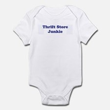 Cute Shopping Infant Bodysuit