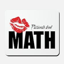 Passionate About Math Mousepad