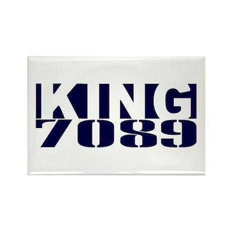 KING 7089 Rectangle Magnet (10 pack)