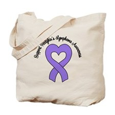Support Hodgkin's Lymphoma Tote Bag