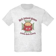 Well-Behaved Women T-Shirt