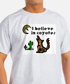 Believe in Coyotes T-Shirt