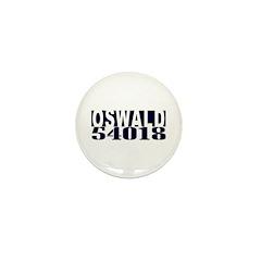 OSWALD 54018 Mini Button (10 pack)