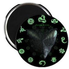 Zeta Crop Alien Magnet