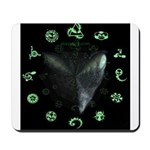 Zeta Crop Alien Mousepad