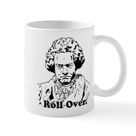 Roll Over Beethoven Mug