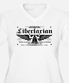 Liberty Now Black T-Shirt
