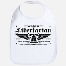 Liberty Now Black Bib