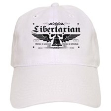Liberty Now Black Baseball Cap