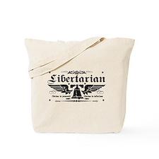 Liberty Now Black Tote Bag